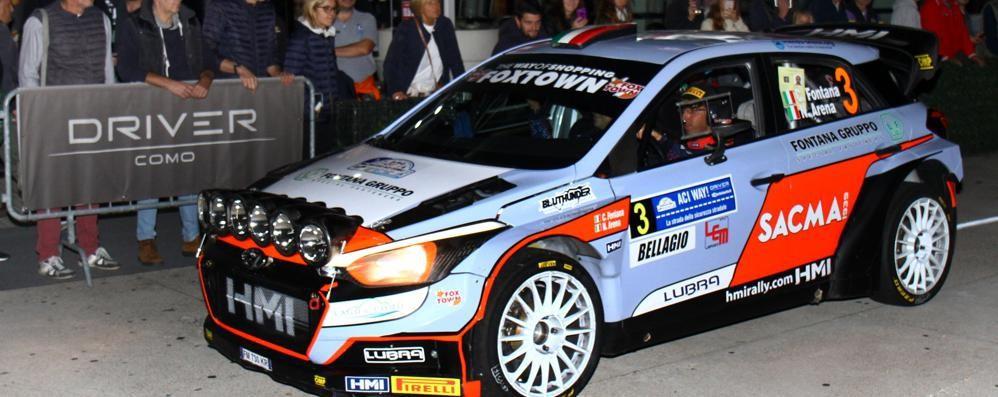 Fontana, Mister Rally  «Le mie sette vittorie»