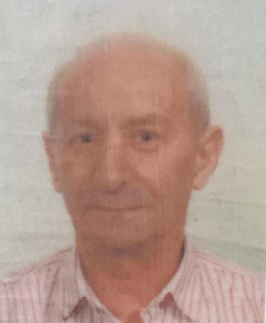 "Vittorio ""Gino"" Terraneo aveva 75 anni"