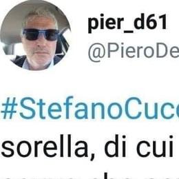 Insulta Ilaria Cucchi con un tweet    Un marianese rischia la querela