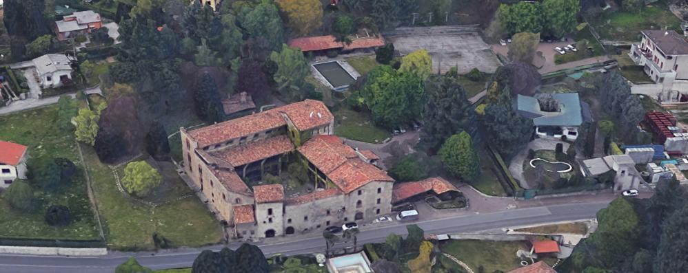 Castello di Pomerio  È in vendita a 3 milioni