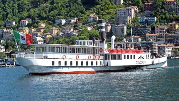 Concordia, il lago ritrova la sua storia  Torna in servizio dopo 5 anni di stop   Guarda il video