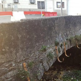 Tavernerio, ponte è sicuro, anzi no   L'assessore sotto accusa