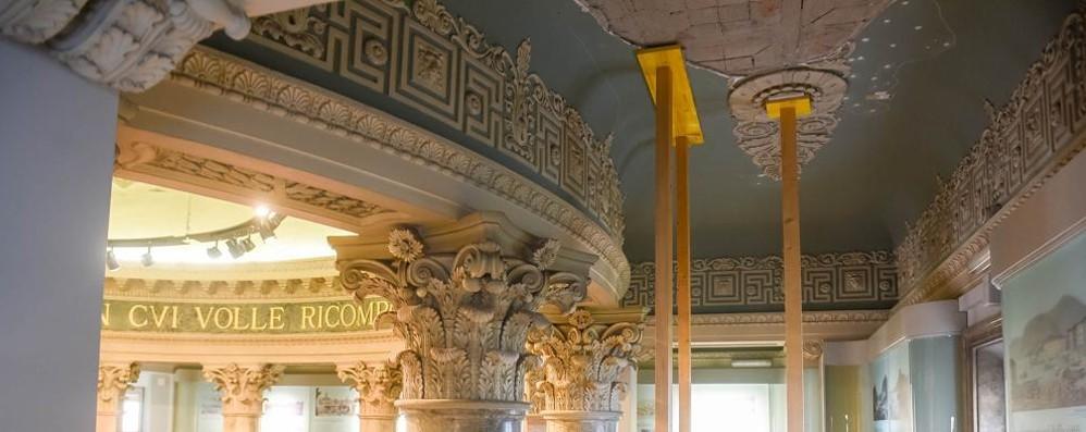 Tempio Voltiano, perenne ritardo  Quattro anni e non c'è il progetto