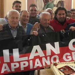 """Appiano, il Milan Club cambia sede  Trasferito nell'ex """"covo"""" interista"""
