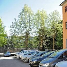 Como: autosilo da 300 posti  al Collegio Gallio  Depositato il progetto