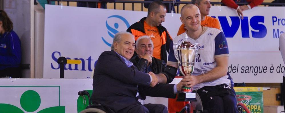 La Briantea riprende alla grande Un'altra Supercoppa in bacheca