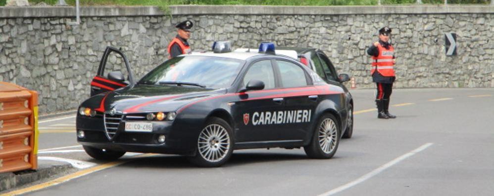 Con la cocaina nell'auto  Tre arresti a Domaso