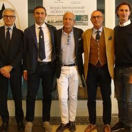 Trofeo Villa d'Este alle porte  In acqua i campioni del mondo