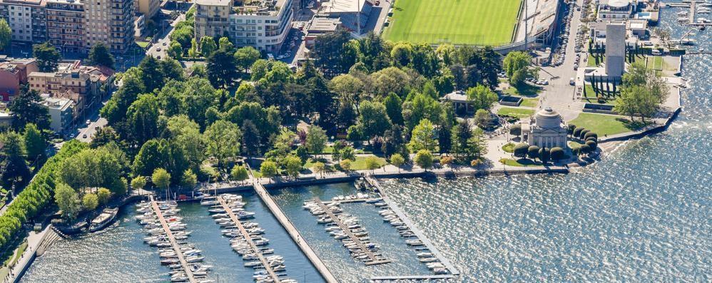 Giardini a lago,  ok al progetto   Ecco come cambieranno