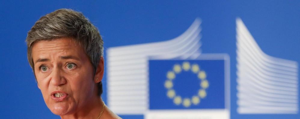 Vestager, potrei non avere un secondo mandato a Bruxelles