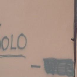 Binago, insulti sui muri della scuola  «Li abbiamo riconosciuti, si presentino»