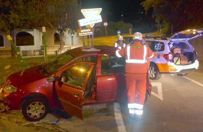I primi soccorsi agli automobilisti