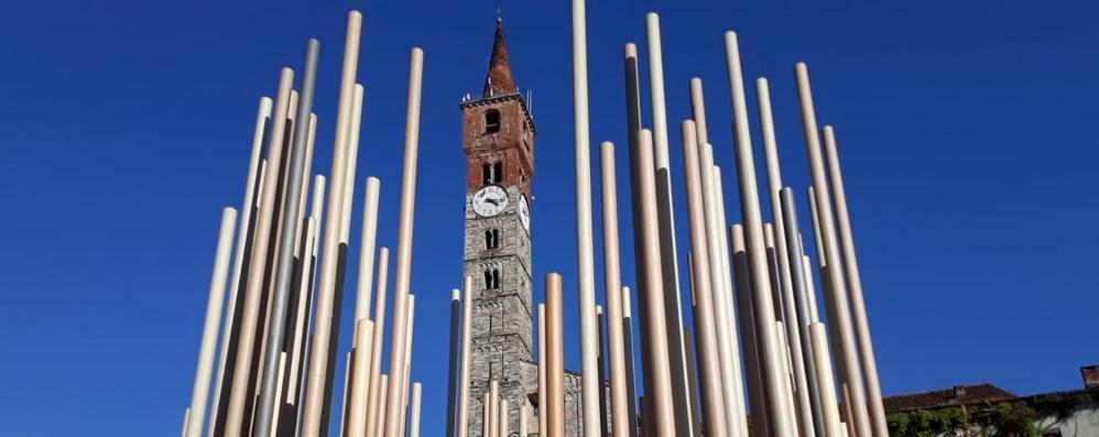 """""""La Radura"""" e la piazza spoglia  «Cantù vuole un'installazione fissa»"""