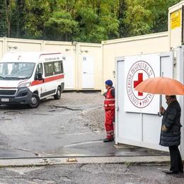 Chiuso il centro migranti di via Regina  Da lunedì via i container. Esulta Salvini