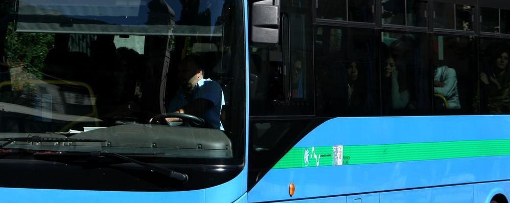 Insulti ai passeggeri sul bus per Cantù  «Erano stranieri, mia figlia in lacrime»