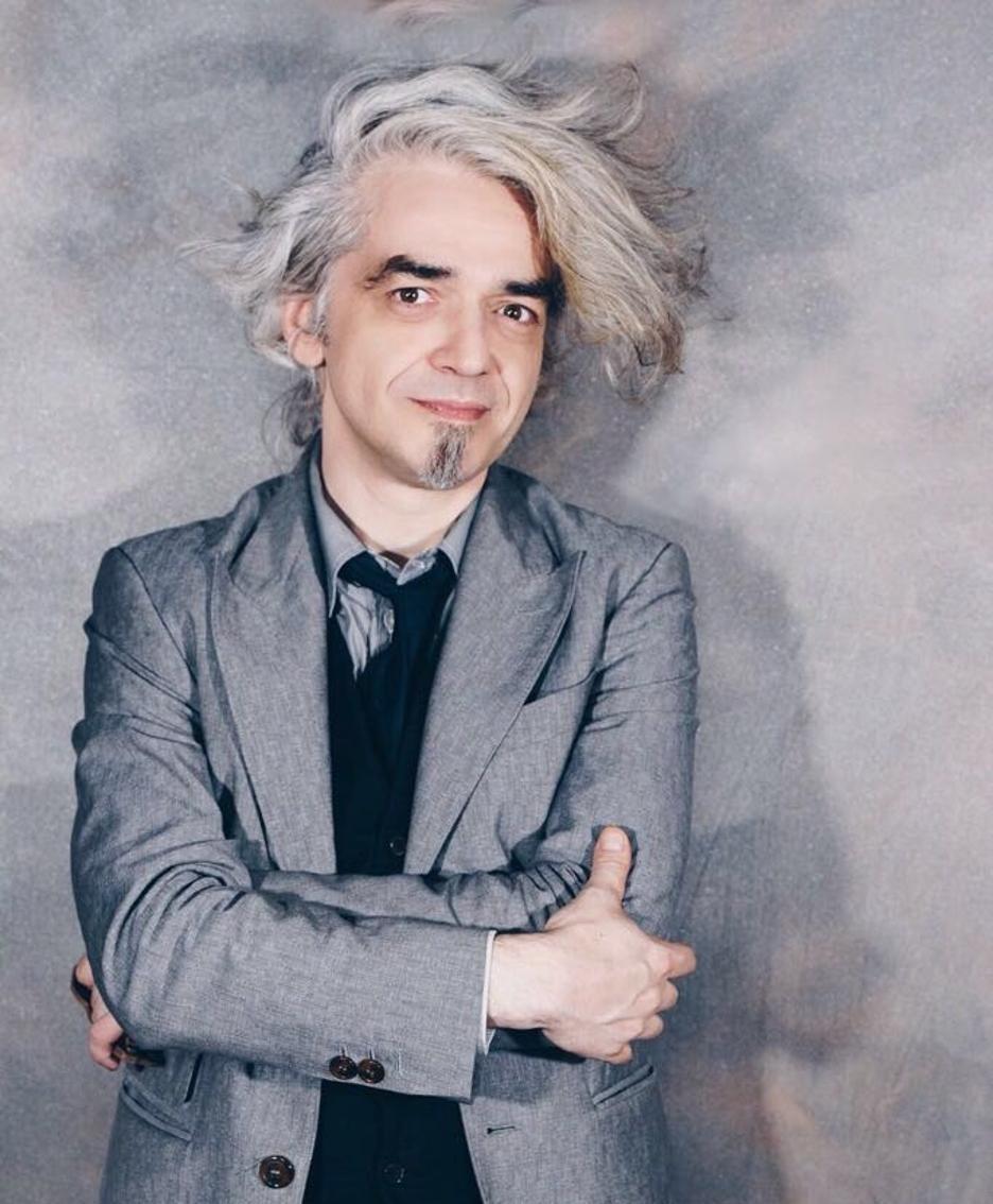 Marco Castoldi, in arte Morgan