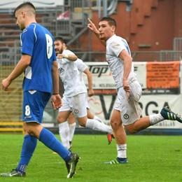 Il Como risponde alle big Quattro gol al Pontisola