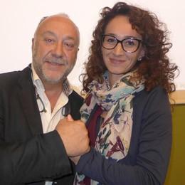 Intervista alla vice sindaco di Cantù  «Bella esperienza. Io candidata?   Si da sindaco non so»