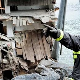 Le frane, un pericolo per 6.500 comaschi  Nel capoluogo sono a rischio 341 case