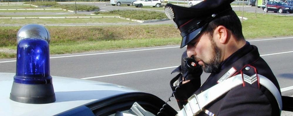 Spacciatore di Inverigo arrestato dai carabinieri