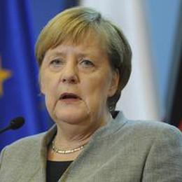 Merkel oggi all'Eurocamera discute sul futuro dell'Ue