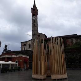 Cantù, Radura non sfratta Pinocchio  «Due opere nella stessa piazza»