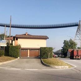 """""""Ponte"""" Holcim da demolire  Como-Lecco chiusa di notte"""