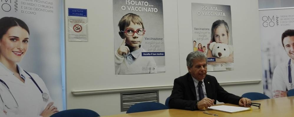 «Bimbi isolati senza vaccino»  L'avvertimento dei medici