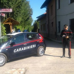 Rubano canapa a Bregnano  Denunciati tre italiani