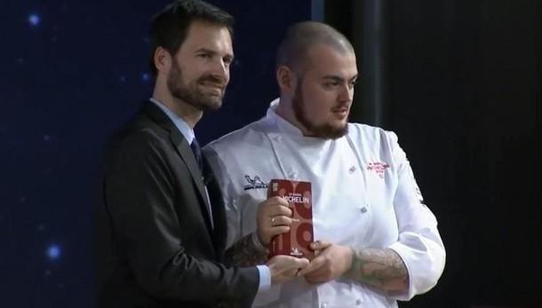 Cernobbio ha la stella Michelin Premio a Materia di Caranchini