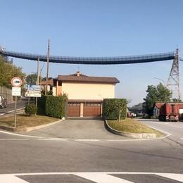 """Giù il """"ponte"""" tra Erba ed Eupilio  Como-Lecco chiusa di notte"""