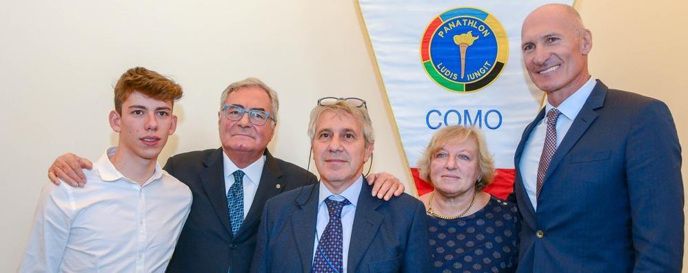 Premi Fair Play Panathlon  Fancellu, Riva e S. Bartolomeo