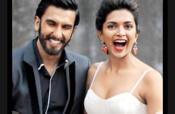 "Ranveer Singh e Deepika Padukone dal sito ""India Today"""