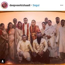 Matrimonio indiano a Lenno  «Noi e il lago, amore a prima vista»