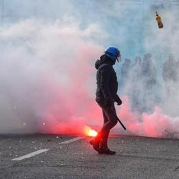 Como: scontri al derby  29 ultras sotto accusa