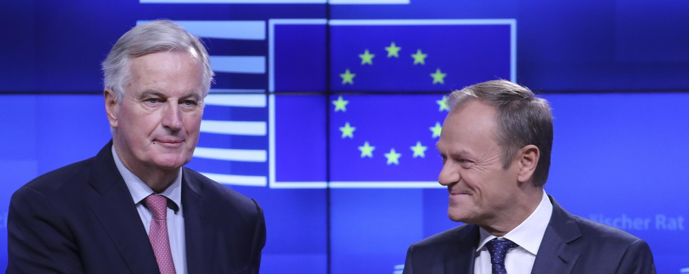Brexit: May, sì all'intesa, non è stato facile. Vertice Ue il 25/11