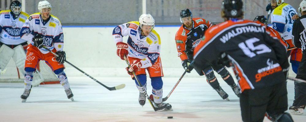 L'Hockey Como non gioca  Ma Casate non c'entra
