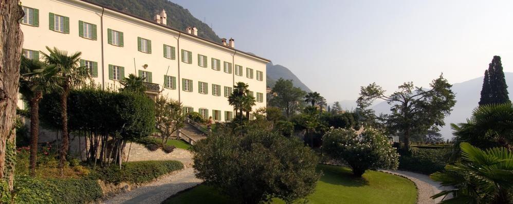 Villa Passalacqua in mani comasche  De Santis acquista il gioiello sul lago