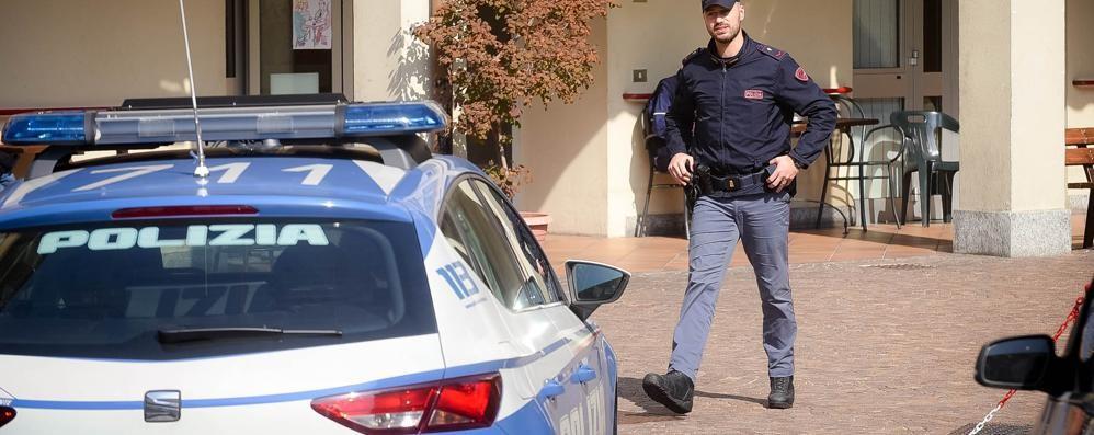 Violenza sessuale su una ragazzina Un arresto della squadra Mobile