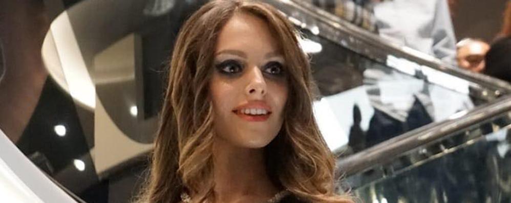 Miss Alessandra  Tra concorso  e corsi di laurea