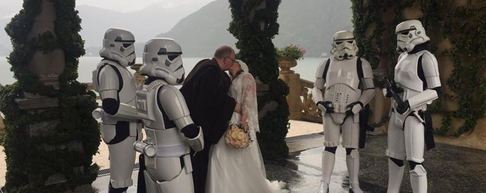 In coda per sposarsi a Tremezzina  Una cerimonia quasi ogni 2 giorni