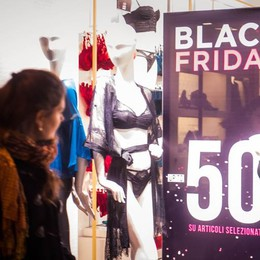 Oggi scatta il Black friday  Como spenderà quasi 30 milioni