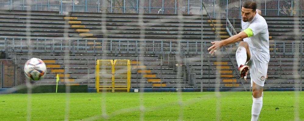 Il Como non sfonda a Darfo E il Mantova prende il largo: +4