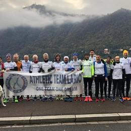 Torna la maratona di Valencia Con Puppi e l'Athletic team Lario