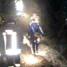 Lezzeno, coppia di turisti si perde  Trovati dopo un paio d'ore nel bosco