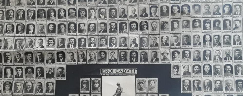 Un poster d'epoca per ricordare i soldati  «Ecco i canturini che salvarono l'Italia»