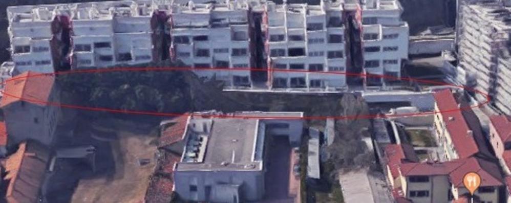 Scoppia il caso dell'ex Subalpina  «Abuso edilizio, il Comune chiarisca»