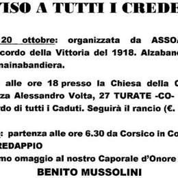 """Volantino """"fascista"""" a Turate  Arditi sfrattati: «Ci basta il sospetto»"""