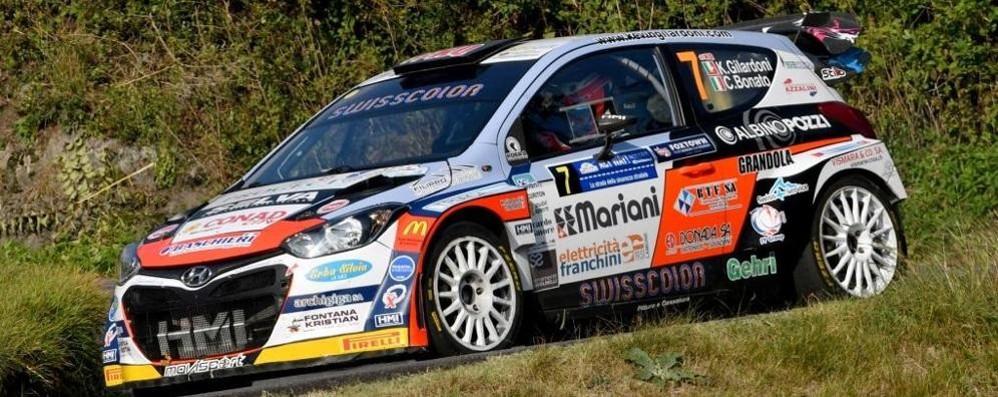 Monza Rally Show  Gilardoni presente