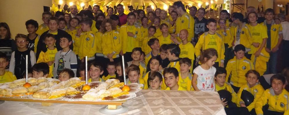 I 110 anni della Bellagina Festa con 28 titoli mondiali